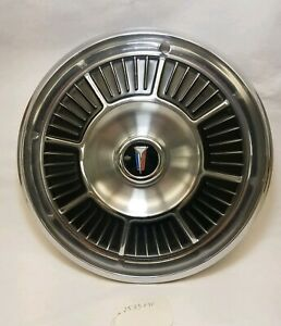 """1965 Plymouth Fury I & II 14""""Wheel Cover Hubcap, 2533040 NEW OLD STOCK GORGEOUS!"""