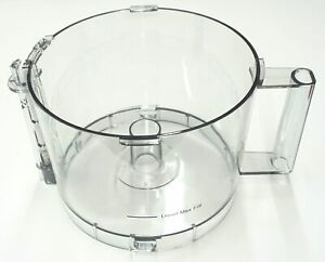 Cuisinart Food Processor Work Bowl for Tritan DLC-8 Series, DLC-865AGTXT1