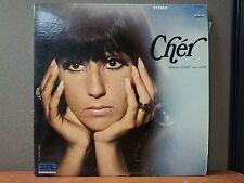 """CHER """"S/T"""" LIBERTY LP-12320 (1965) 12"""" LP 3rd ALBUM"""