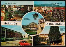 AD0316 Torino - Provincia - Saluti da Nichelino - Vedute