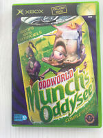 Oddworld Munch's Oddysee XBOX PAL FR