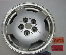 95-00 SEBRING COUPE 16 X 6 ALUMINUM WHEEL RIM SPARE OEM 16 ALLOY COUPE 2DR CAR