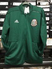b2425fb979ee adidas mexico track jacket Green Chamarra De Mexico Verde Size XXL Only