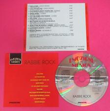 CD Compilation Rabbie Rock VASCO ROSSI RENATO ZERO I CORVI GARBO no lp mc(C43*)
