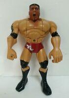 """WWE - Wrestler Face Flippin' Batista 8"""" Action Figure Jakks WWE WWF WCW  2005"""