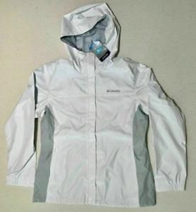 Columbia Women's Waterproof Rain Hooded Jackets