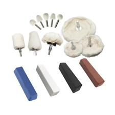 Robtec Aluminum Polishing Kit (15-Piece)