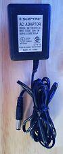 SCEPTRE Genuine AC Adaptor Power Supply PD-9300PL06 9vdc 300ma - FREE SHIPPING
