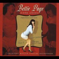 1 CENT CD Bettie Page: Dark Angel Original Soundtrack (Sep-2004, O.S.T.)