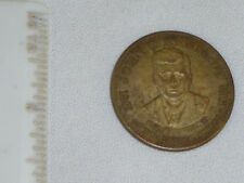 "John F Kennedy ""Jfk"" Mint Commemorative Bronze Medal - Token - Coin"
