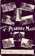 VARIOUS VIEWS OF PEABODY, MA