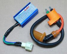 Honda CRF XR 80 CRF80 XR80 Performance Racing CDI Box & Ignition Coil Combo