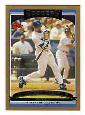 2006 Topps Gold BB #109 Jayson Werth Dodgers BV$5 ####/2006