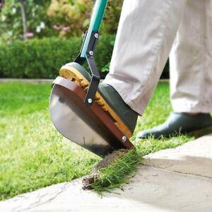 Manual Garden Step Lawn Edger L122cm