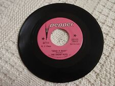 MEMPHIS THE SHORT KUTS  HOLD IT BABY/BROKE DOWN PIECE OF MAN PEPPER 439 PROMO