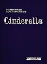 Cinderella Rodgers & Hammerstein Musical Vocal Score Piano Sheet Music Book