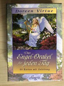Das Engel-Orakel für jeden Tag von Doreen Virtue (2008, Mixed media product)