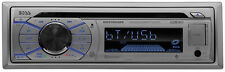 Boss Audio MR508UABS Marine Single Din Receiver CD/MP3/USB/Sd Front Aux, Remote