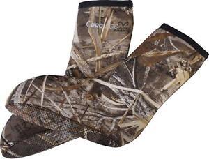 Prologic Max-5 Neo Therm Socks Insulated Fleece Lined Anti-Slip Camo Socks