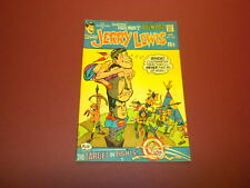 JERRY LEWIS - THE ADVENTURES OF - #122 DC Comics 1971 tv movies comedy