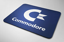 Retro COMMODORE logo Tappetino Mouse (CBM AMIGA 64 c64 vic20 Mouse Pad)