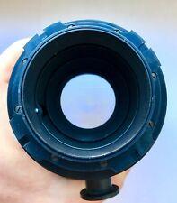 35mm Carl Zeiss Sonnar 2.8/180 Lens Arri Pl-mount Arriflex Alexa Ursa Red One