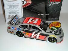 2014 Tony Stewart 14 Mobil/Bass Pro Test Car 1/24 Scale Elite Diecast #54 of 150