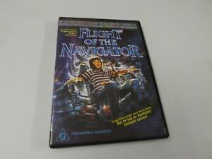Flight Of The Navigator (DVD, Region 4) BL4