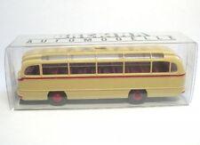 Mercedes-Benz O 321 H autocar (rouge)