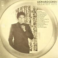 Leonard Cohen Greatest Hits LP Comp Vinyl Schallplatte 183681