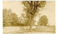 Pleasantville NY - RESIDENCE OF DR OTTO BICKEL - RPPC Garraway Postcard