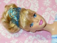 Disney Fashion Doll CINDERELLA DOLL PERMANENT BODICE for OOAK or Custom 2012