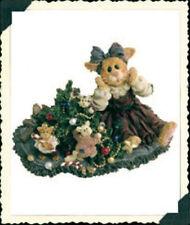 Cat Patience Purrkins Mischief Makers Christmas Catastrophe Boyds Bears 1E Nib