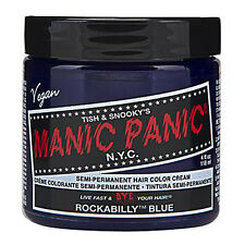 Manic Panic SEMI PERMANENT HAIR COLOR ROCKABILLY BLUE 118mL