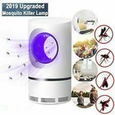 Photocatalytic Mosquito Killer Lamp LED Light Non-Toxic UV Insect Trap USB US