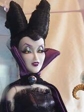 MALEFIQUE Maleficent AURORE Poupée Edition Limitée Disney Villains DESIGNER doll