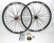 "HED Raptor I9 Torch Carbon Wheelset - 27.5"" Plus Boost 45mm SRAM XD $2225 MSRP"