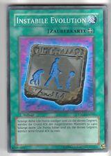 YU-GI-OH Instabile Evolution Super Rare TDGS-DE060