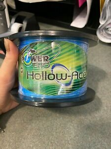 Power Pro Hollow Core Ace Braid Fishing Line Marine Blue 40lb x 1500yds ******
