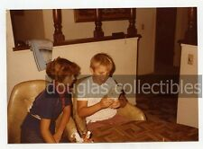 1980  color photo Boy playing electronic game Star Wars Toy
