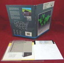 C64:  Fligt Simulator 2 Scenery Disk 1 - Sublogic 1985