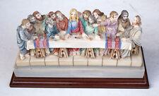 JESUS -Das Letzte Abendmahl -Relief -nachlass