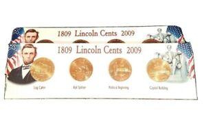 2009 Lincoln Cent Anniversary Set - 1809-2009 Bicentennial Set