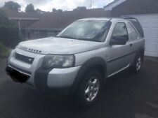 Landrover freelander TD4 automatic commercial