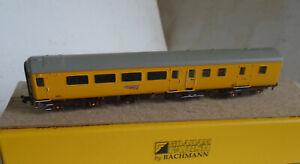 BACHMANN/FARISH MK2  NETWORK RAIL BRAKE TEST RUNNER,9516/95 , VERY NICE MODEL,