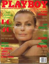 PLAYBOY December 1994-Gala Christmas Issue, Bo Derek, Garry Shandling, FREE S&H