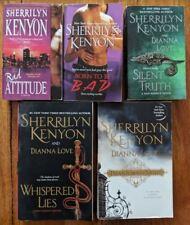Sherrilyn Kenyon - BAD Agency Novels (5 Books, Paperback)