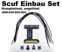 PS4 SLIM PRO Easy Remapper V2 / DIY ungelötet / MOD CHIP / JDM-040-50-55