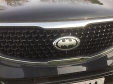 Kia Sportage Ceed Batman Front Rear Badge Car Sticker Vinyl Overlay Ceed Pro GT