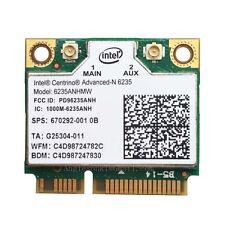 HP 670292-001 Intel COMPAQ 6235ANHMW WIRELESS N 6235 + BLUETOOTH PCIE wifi card